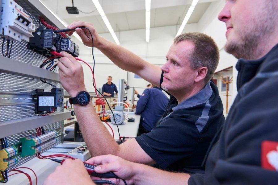 Técnico en instrumentación automatización y control