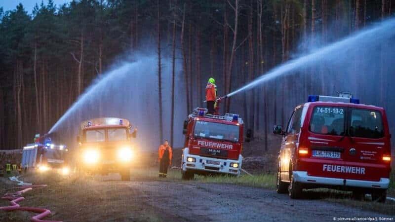 Envejecimiento de la población alemana también afecta a sus brigadas de bomberos | Alemania Hoy | DW | 26.08.2019
