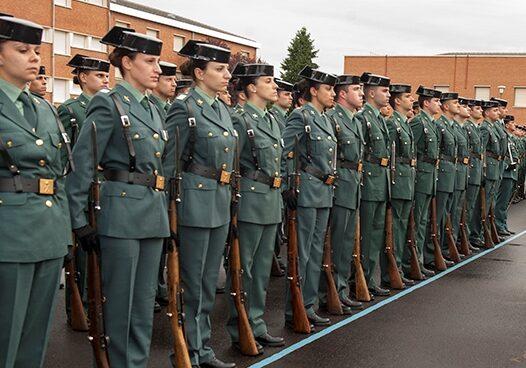 La Guardia Civil revoca los permisos: todos los agentes tienen que estar ya localizables - El Independiente