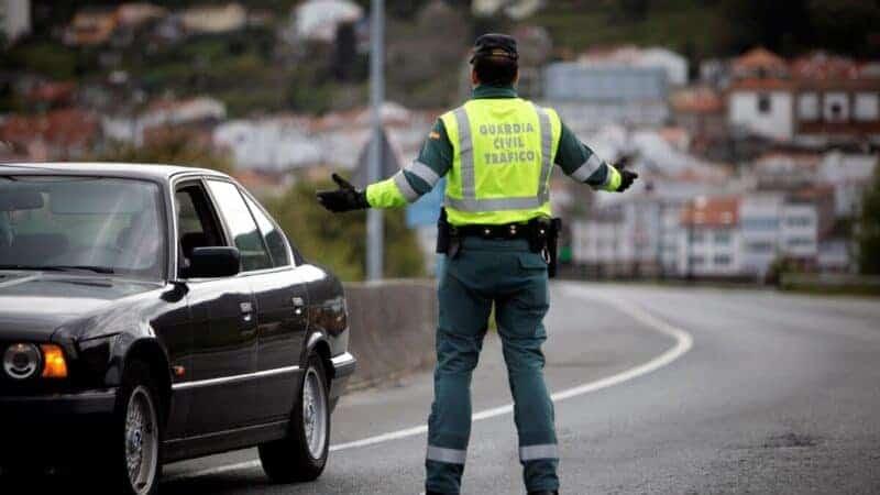 Un vecino de Mijas, detenido en un control policial por el robo de un camión en Italia hace dos años